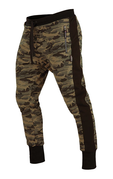 Pánské kalhoty dlouhé s nízkým sedem Litex 55302