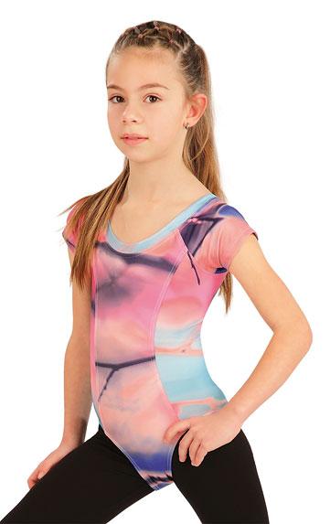 Dětský gymnastický dres Litex 55438