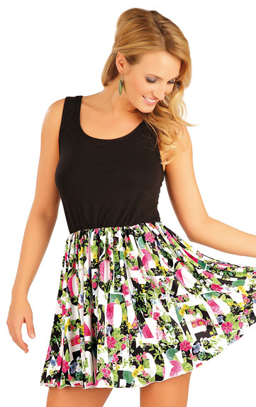 Dámské šaty bez rukávu Litex 85518