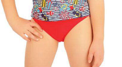 Litex 85636 Dívčí kalhotky středně vysoké