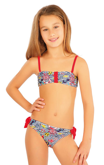 Litex 85637 Dívčí plavky podprsenka BANDEAU