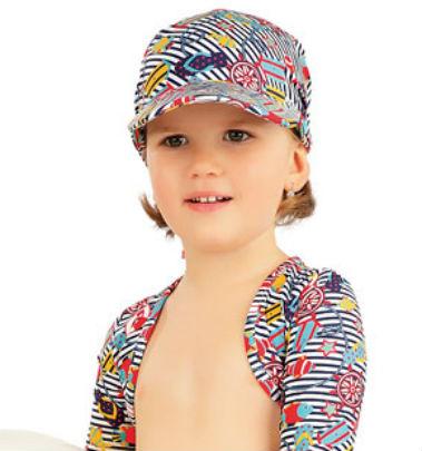 Litex 85639 Dětský šátek s kšiltem