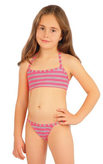 Litex 85641 Dívčí plavky top
