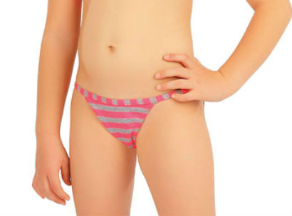 Litex 85642 Dívčí kalhotky bokové