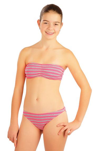 Litex 85645 Dívčí plavky podprsenka BANDEAU