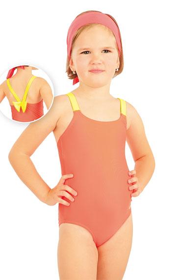 Litex 88493 Jednodílné dívčí plavky