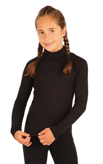Litex 90051 Termo rolák dětský s dlouhým rukávem