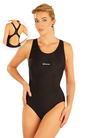 Litex 93371 Jednodílné sportovní plavky