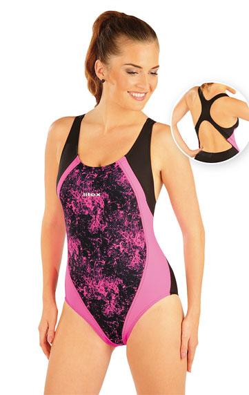 Litex 93455 Jednodílné sportovní plavky