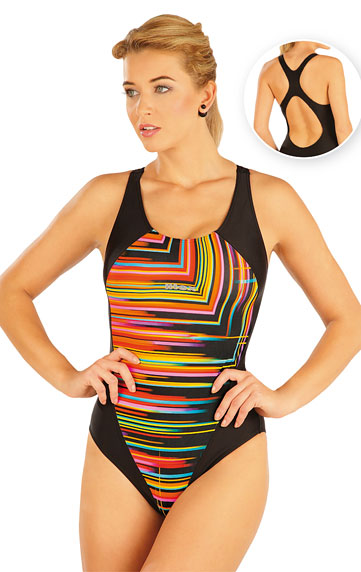 Litex 93473 Jednodílné sportovní plavky