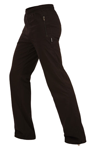 Pánské kalhoty zateplené - prodloužené Litex 99481