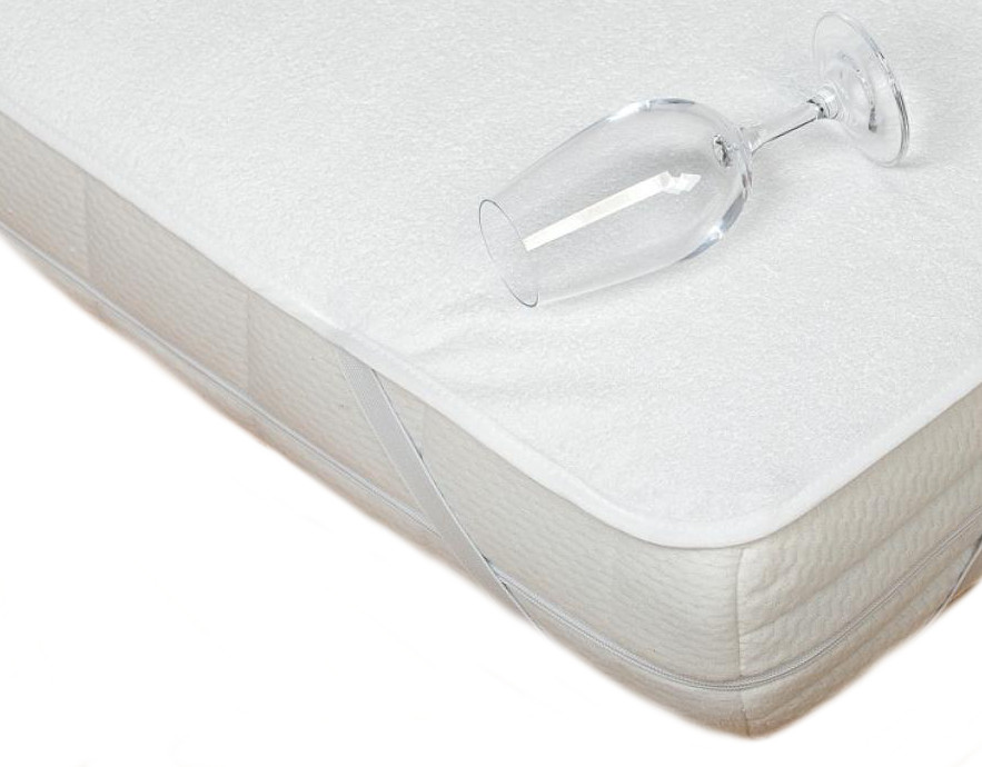 Matracový chránič s PVC 70x200 cm