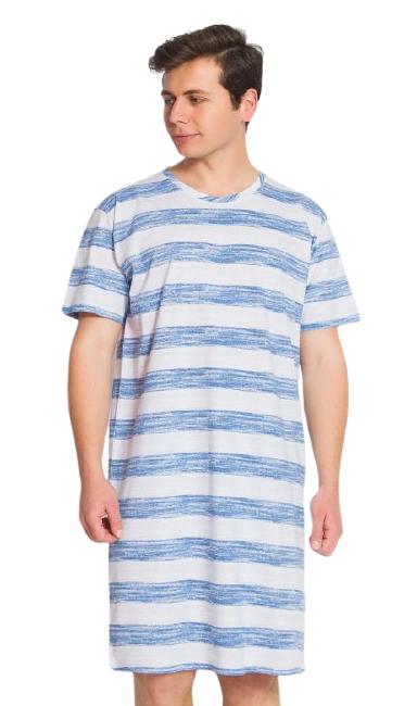 Pánská noční košile Vienetta Secret Dominik