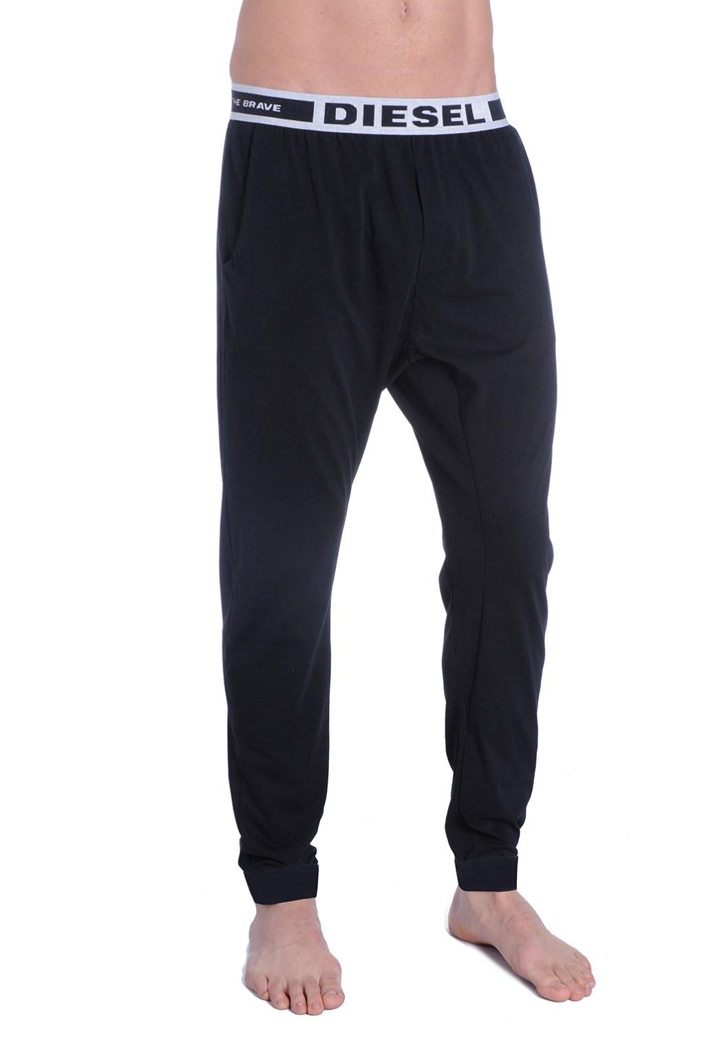 Pánské kalhoty DIESEL SJ3J - 100% bavlna