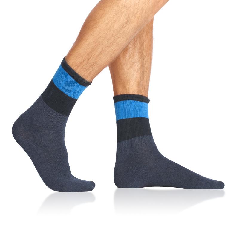 Pánské ponožky Bellinda 496670 BOOT SOCKS
