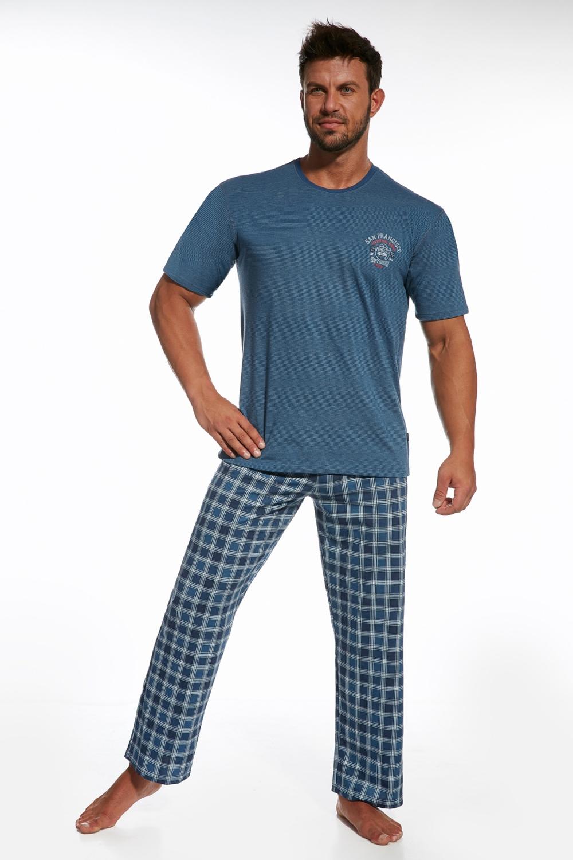Pánské pyžamo Cornette 134/70 Forest 3