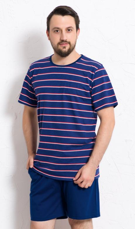 Pánské pyžamo šortky Vienetta Secret Felix