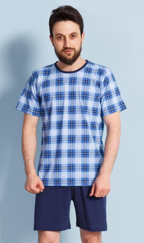 Pánské pyžamo šortky Vienetta Secret Jan