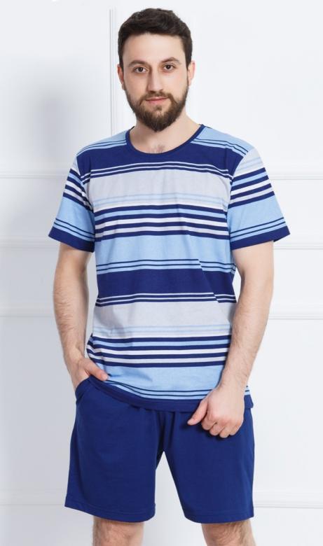 Pánské pyžamo šortky Vienetta Secret Martin