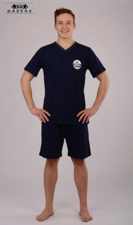 Pánské pyžamo šortky Vienetta Secret Speed
