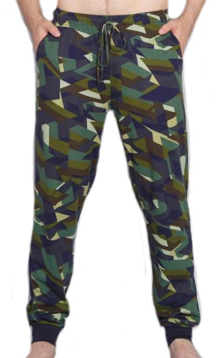 Pánské pyžamové kalhoty Vienetta Secret Aleš
