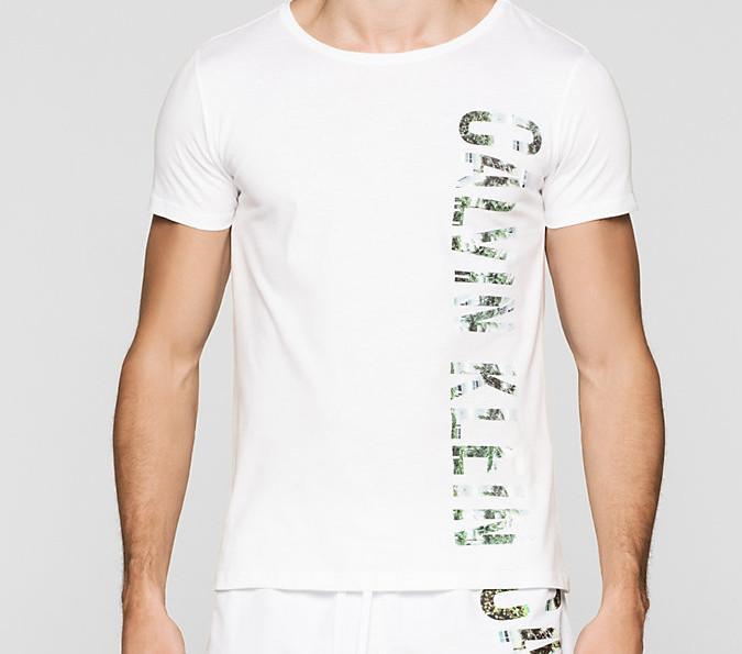 Pánské tričko Calvin Klein KM0KM00105