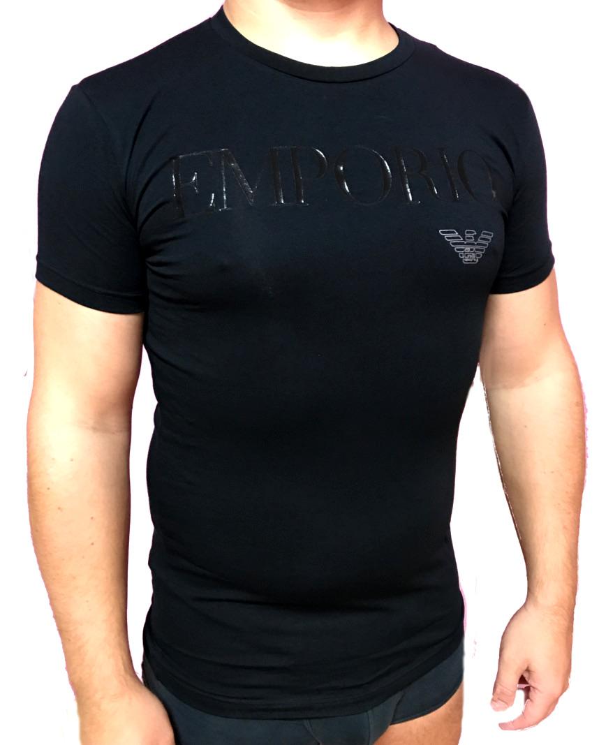 Pánské triko Emporio Armani 111035 7A516
