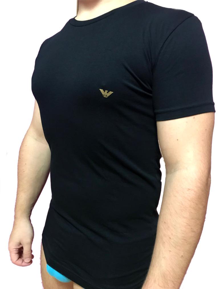 Pánské triko Emporio Armani 111035 7A745
