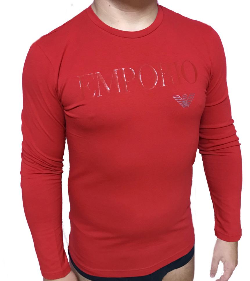 Pánské triko Emporio Armani 111653 7A516