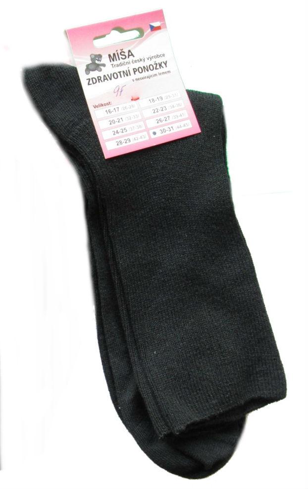 Pánské zdravotní ponožky Novia Míša