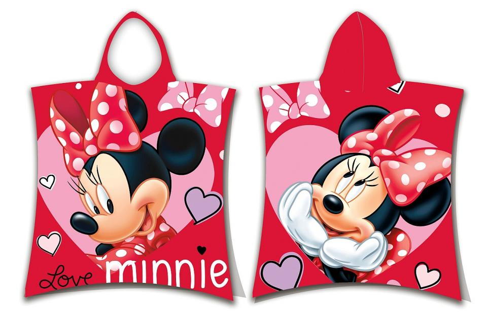 Pončo Minnie love