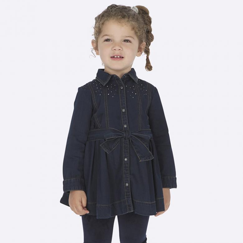 Riflové šaty MAYORAL 4933
