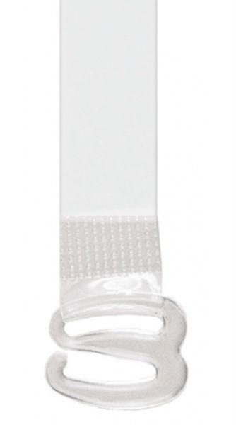 Silikonová ramínka kovový háček 14mm