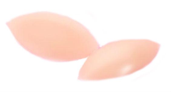 Silikonové vložky do podprsenky Julimex WS02